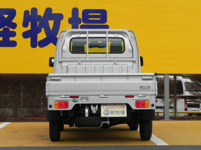 KCエアコン・パワステ 5MT 4WD ABS(3枚目)