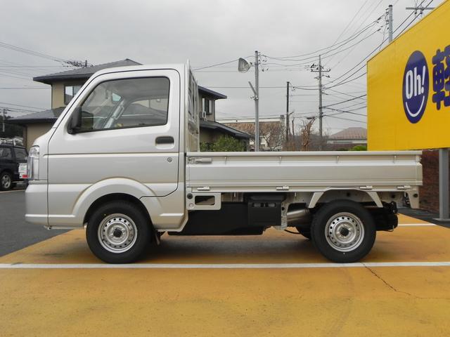 KCエアコン・パワステ 5MT 4WD ABS(5枚目)
