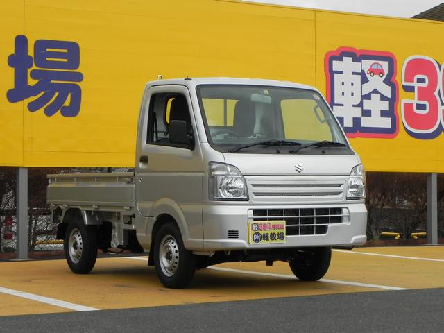 KCエアコン・パワステ 5MT 4WD ABS(6枚目)