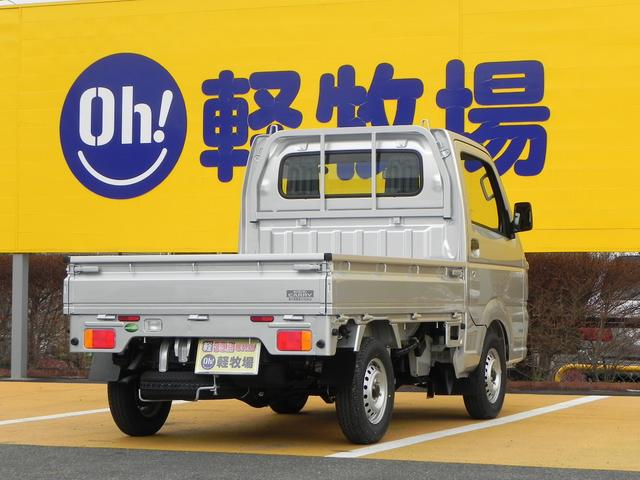 KCエアコン・パワステ 5MT 4WD ABS(8枚目)