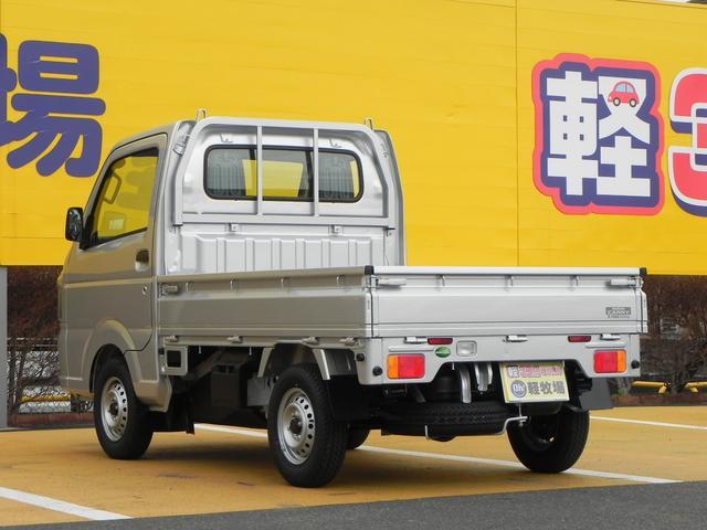 KCエアコン・パワステ 5MT 4WD ABS(9枚目)