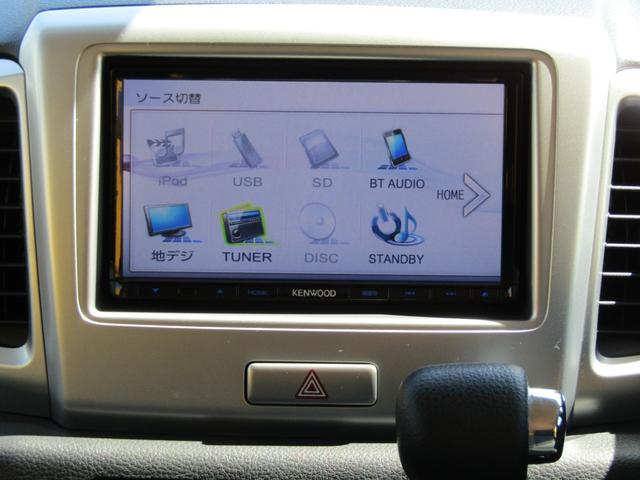 Xリミテッド 両側電動スライドドア レーダーブレーキサポート SDナビ フルセグTV Bluetooth USB CD DVD ステアリングリモコン アイドリングストップ シートヒーター ドライブレコーダー HID(23枚目)
