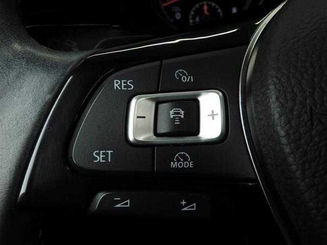 クルーズコントロール装備で高速道路での長距離移動にあると便利です。