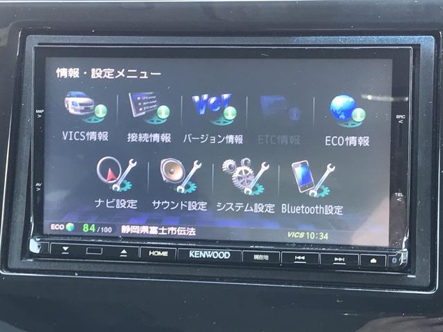スパーダ メモリーナビ 後席モニタ 純正アルミ LEDライト(3枚目)