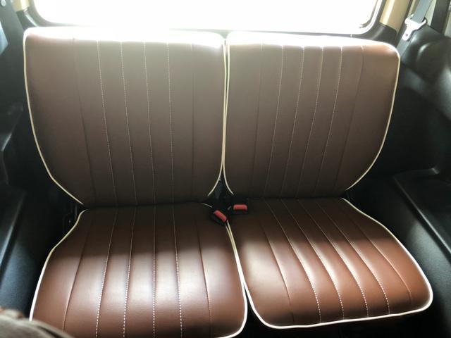 スズキ ジムニー オールNEWペイント シート内張り張替え コンプリートカー