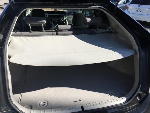 トヨタ プリウス Sツーリングセレクション LED 後期仕様 純正フルセグナビ