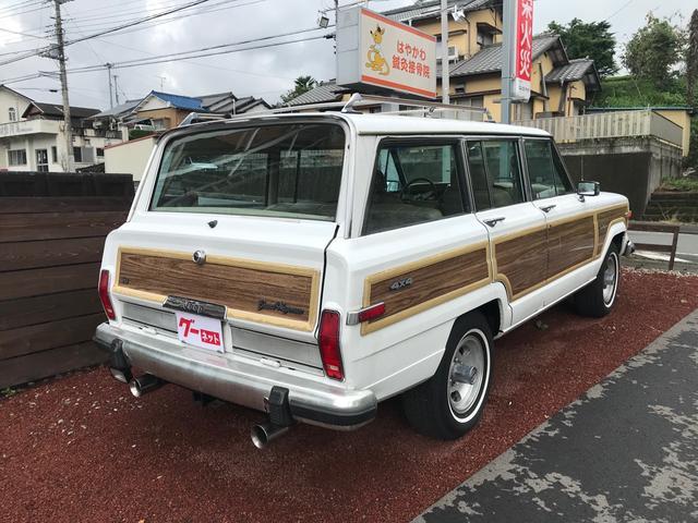 「その他」「クライスラージープ グランドワゴニア」「SUV・クロカン」「静岡県」の中古車6