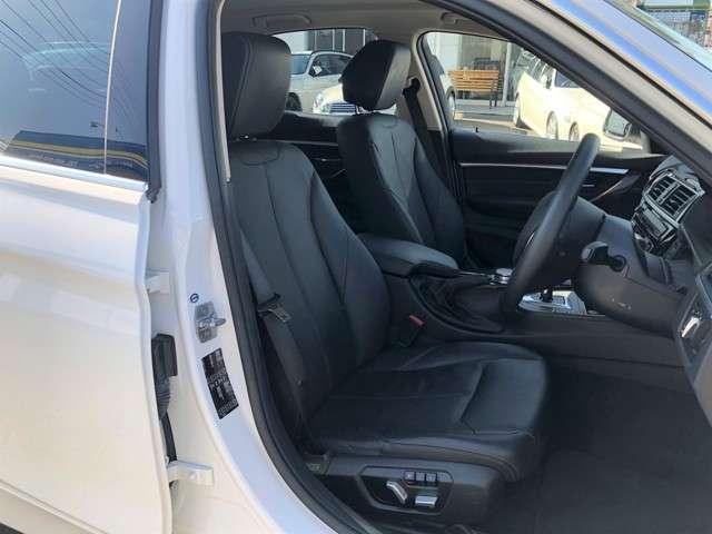 レザーシートの状態も良好です!パワーシートとなっている為、ご自分にあったドライビングポジションへ設定が可能となります!シートヒーターも装備され、寒い時期には嬉しい装備の1つですね!