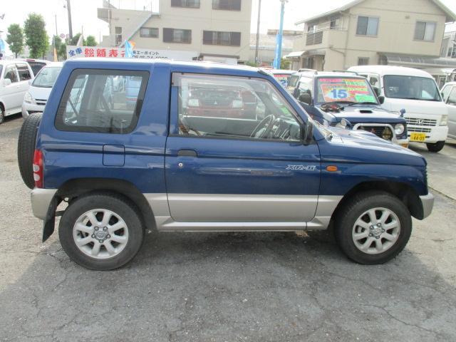 三菱 パジェロミニ XR-II