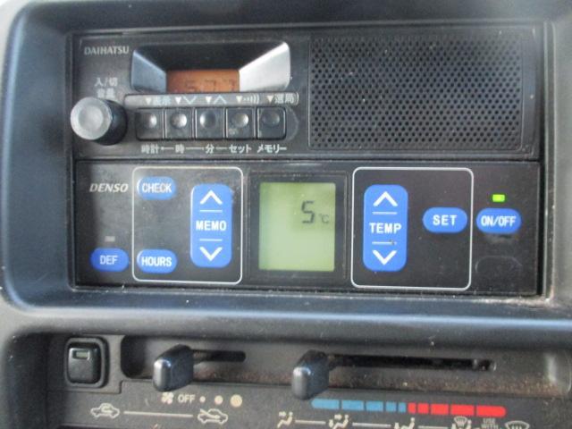 FRP中温冷凍車(12枚目)