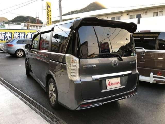 「ホンダ」「ステップワゴンスパーダ」「ミニバン・ワンボックス」「静岡県」の中古車8
