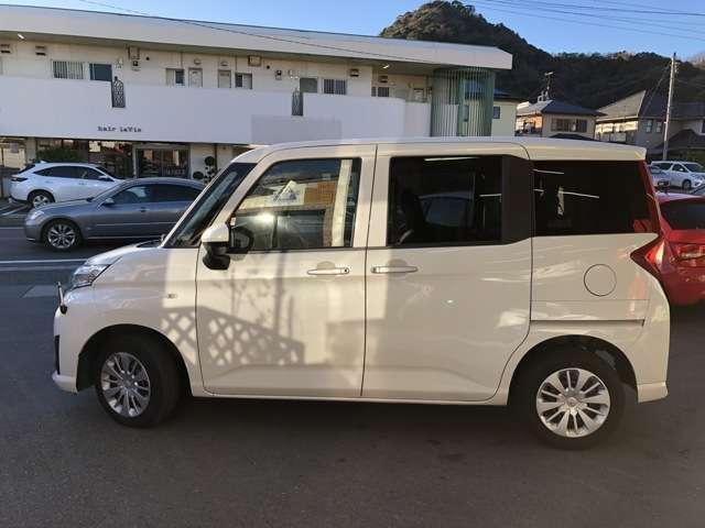 「トヨタ」「ルーミー」「ミニバン・ワンボックス」「静岡県」の中古車5