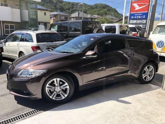 「ホンダ」「CR-Z」「クーペ」「静岡県」の中古車14