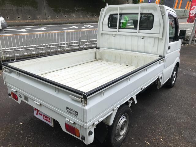 KC AC MT 軽トラック ホワイト(2枚目)