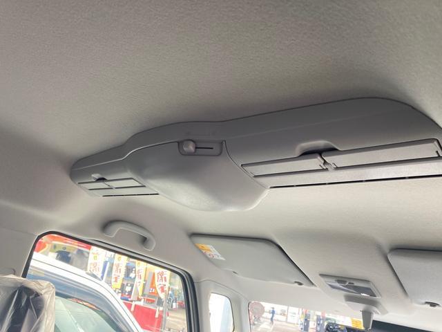 ハイブリッドX 届出済未使用車 両側電動スライドドア セーフティーサポート クリアランスソナー レーンアシスト オートライト アイドリングストップ 電動格納ミラー シートヒーター ベンチシート CVT  ESC(14枚目)