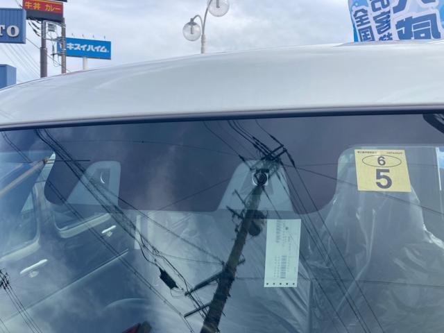 ハイブリッドX 届出済未使用車 両側電動スライドドア セーフティーサポート クリアランスソナー レーンアシスト オートライト アイドリングストップ 電動格納ミラー シートヒーター ベンチシート CVT  ESC(20枚目)