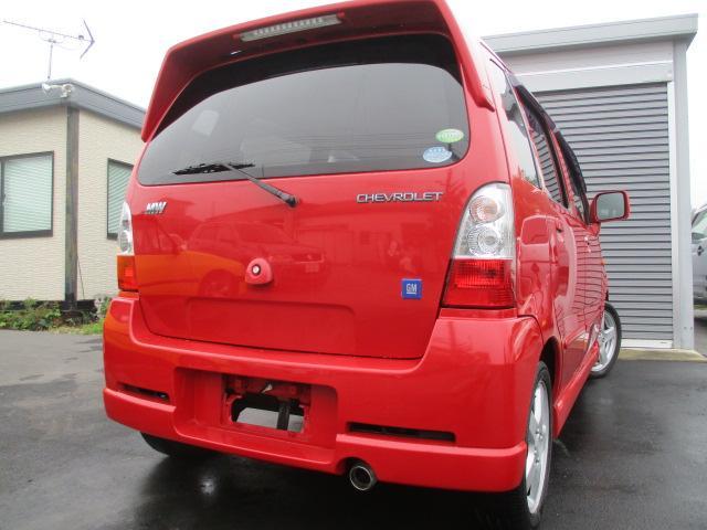 シボレー シボレー MW ベースグレード トップグレード革シート シートヒーター CD