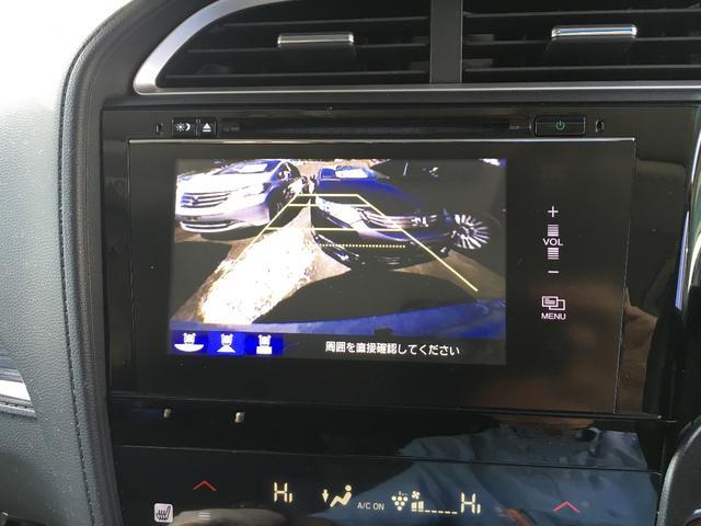 ハイブリッドZ 半革 ルーフレール 衝突軽減ブレーキ付き Bカメ LED シートヒーター ナビ スマートキー Bluetooth メモリーナビ アイドリングストップ 盗難防止システム DVD(4枚目)