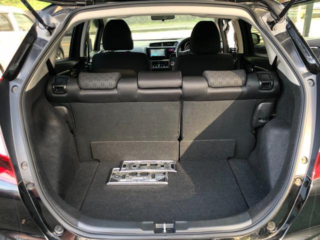 13G・Fパッケージ キーフリー iストップ スマキー 盗難防止システム オートエアコン ABS 衝突安全ボディ(17枚目)