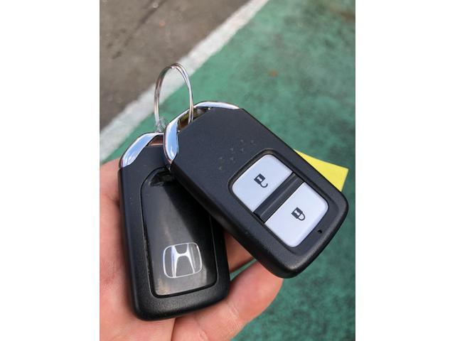 13G・Fパッケージ キーフリー iストップ スマキー 盗難防止システム オートエアコン ABS 衝突安全ボディ(24枚目)