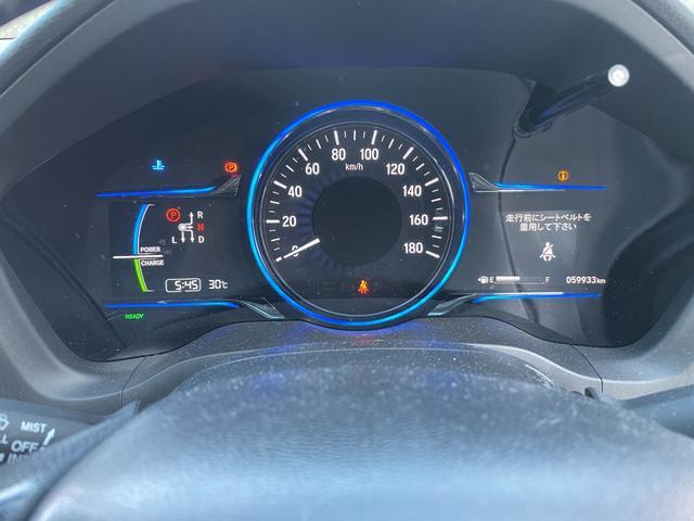 ハイブリッドX スマートキ- VSA クルーズコントロール アイドリングストップ キーレス 盗難防止装置 衝突回避軽減 LEDヘットライト サイドエアバッグ Bluetoothオーディオ オートライト(10枚目)