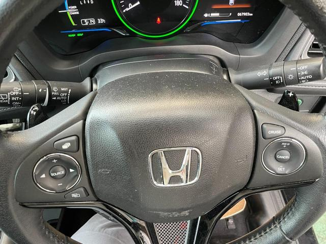 ハイブリッドZ エマージェンシーストップシグナル LEDランプ クルコン スマートキー 盗難防止システム ABS アイスト キーレス 横滑り防止装置 エアバック シートヒー オートエアコン カーテンエアバック(14枚目)