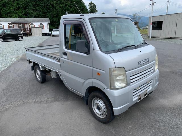 KU 4WD エアコン パワステ(3枚目)
