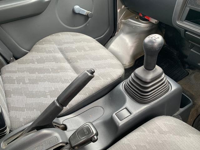 KU 4WD エアコン パワステ(12枚目)