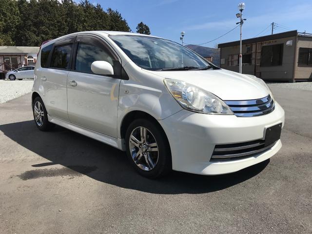 「日産」「ノート」「コンパクトカー」「静岡県」の中古車2