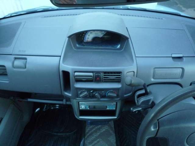 三菱 eKワゴン M オートマ フル装備 CD タイベル交換済み