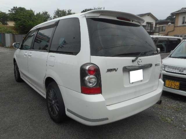 「マツダ」「MPV」「ミニバン・ワンボックス」「静岡県」の中古車9