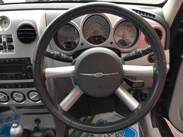 クライスラー クライスラー PTクルーザー ルート66 限定車