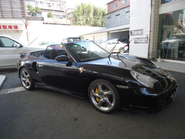 911ターボS カブリオレ PDK  レザーシート ETC(7枚目)