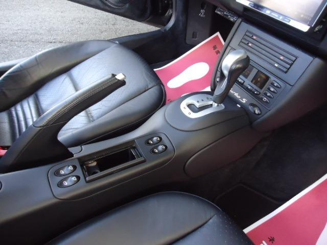 911ターボS カブリオレ PDK  レザーシート ETC(12枚目)