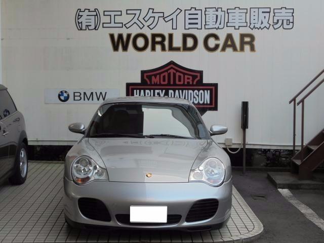 911カレラ4S 4WD オプション付 左ハンドル(3枚目)