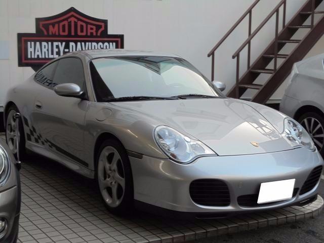 911カレラ4S 4WD オプション付 左ハンドル(5枚目)
