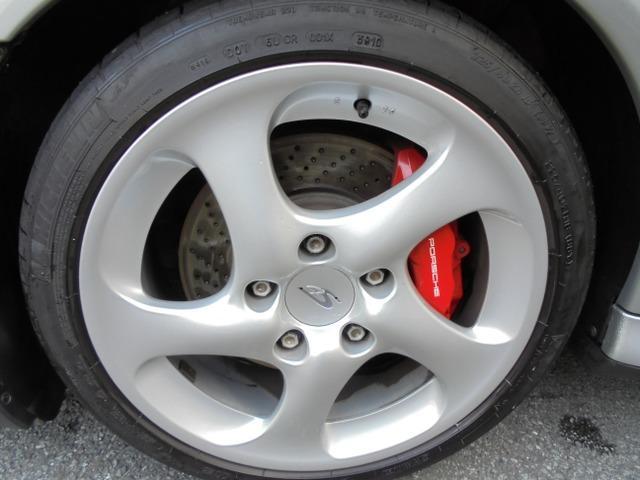 911カレラ4S 4WD オプション付 左ハンドル(17枚目)