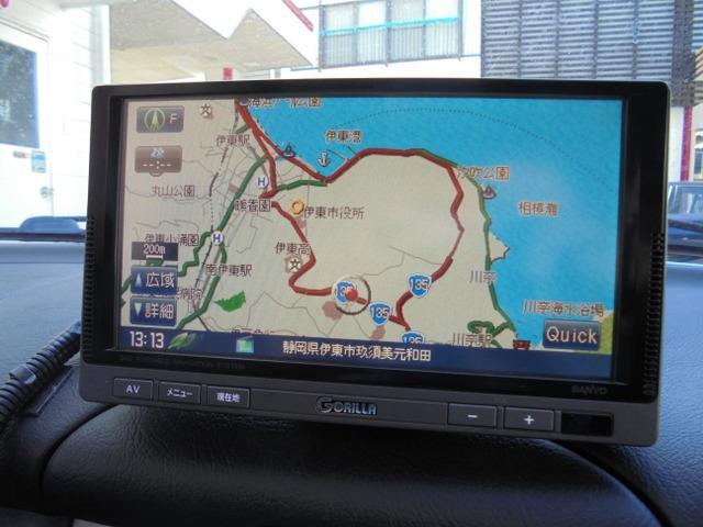 SLK230コンプレッサー 社外ナビ 地デジTV ETC(15枚目)