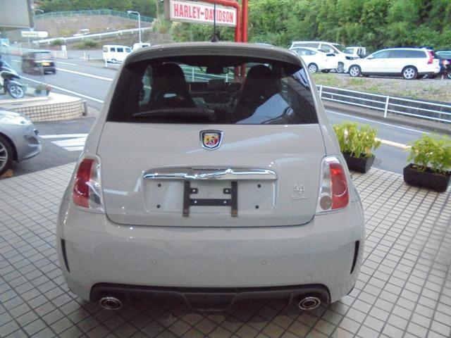 「アバルト」「アバルト アバルト595」「コンパクトカー」「静岡県」の中古車3