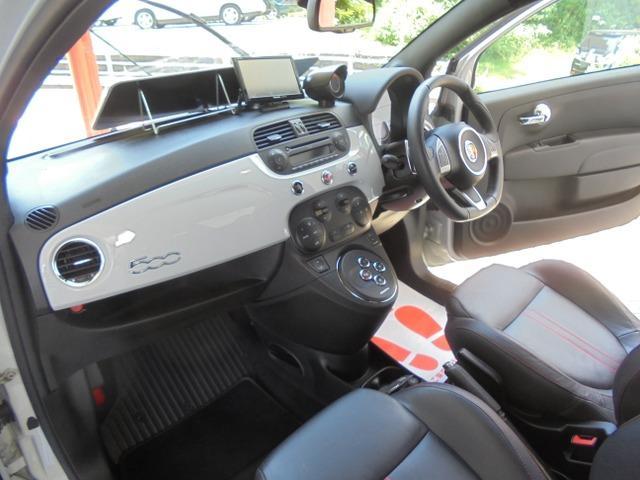 「アバルト」「アバルト アバルト595」「コンパクトカー」「静岡県」の中古車11