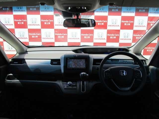 G・ホンダセンシング SパケCパケ元試乗車ナビBカメラETC(9枚目)