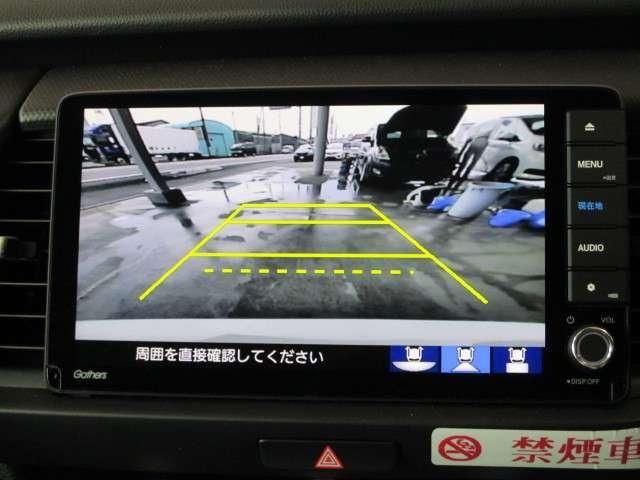 ベーシック 当社元レンタカー ギャザズナビ Bカメラ ETC フルセグ DVD CD録音 Bluetooth 追突軽減ブレーキ スマートキー アイドリングストップ 禁煙車 新車保証継承(16枚目)