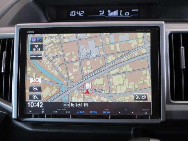 Z クールスピリット ギャザズ9インチナビ Bカメラ ETC 両側電動スライドドア スマートキー 社外前後ドライブレコーダー フルセグ DVD CD録音 HIDヘッドライト オートライト ワンオーナー 当社下取車(2枚目)