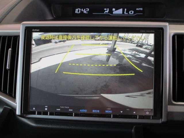 Z クールスピリット ギャザズ9インチナビ Bカメラ ETC 両側電動スライドドア スマートキー 社外前後ドライブレコーダー フルセグ DVD CD録音 HIDヘッドライト オートライト ワンオーナー 当社下取車(3枚目)