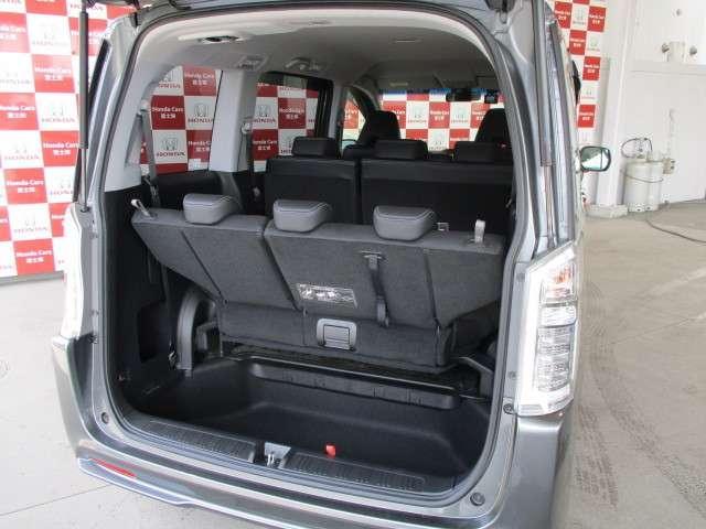 Z クールスピリット ギャザズ9インチナビ Bカメラ ETC 両側電動スライドドア スマートキー 社外前後ドライブレコーダー フルセグ DVD CD録音 HIDヘッドライト オートライト ワンオーナー 当社下取車(6枚目)