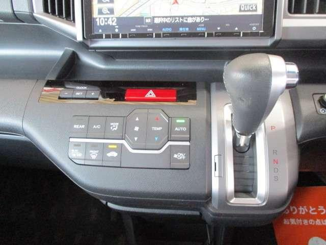 Z クールスピリット ギャザズ9インチナビ Bカメラ ETC 両側電動スライドドア スマートキー 社外前後ドライブレコーダー フルセグ DVD CD録音 HIDヘッドライト オートライト ワンオーナー 当社下取車(15枚目)