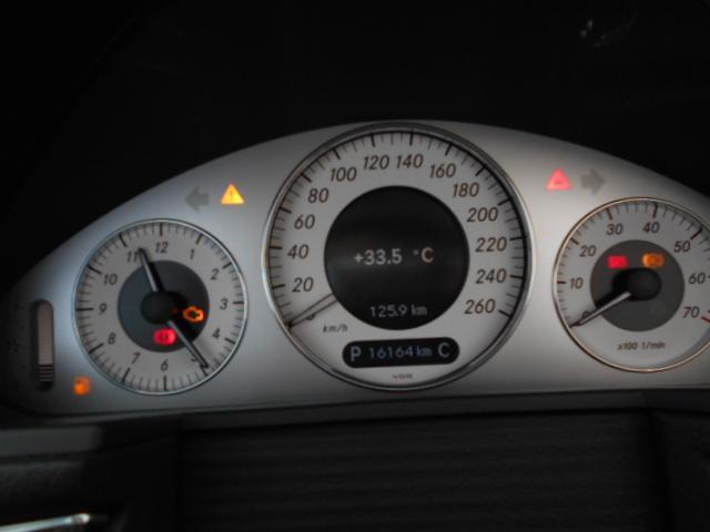 E300 アバンギャルドS 黒革 サンルーフ(14枚目)