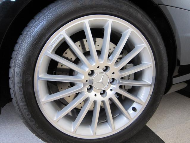 メルセデス・ベンツ M・ベンツ S63 AMGロング 純正ナビ 黒革シート サンルーフ