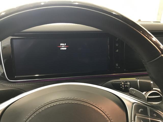 S550 4マチック クーペ AMGライン スワロフスキークリスタルPKG レザーエクスクルーシブPKG付き(8枚目)