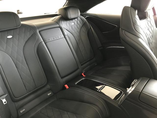 S550 4マチック クーペ AMGライン スワロフスキークリスタルPKG レザーエクスクルーシブPKG付き(27枚目)